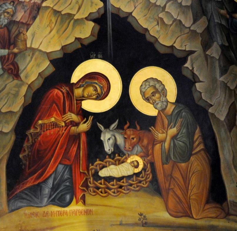 Święta Rodzina w Betlejem